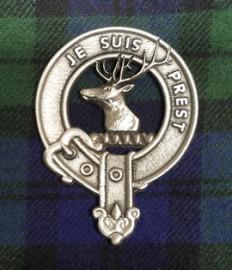 Clan Fraser Brooch