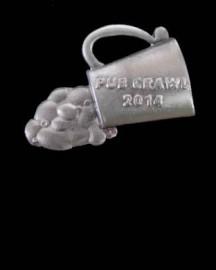 2014 Pub Crawl Pin