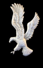 Bald Eagle Pin